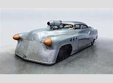Bombshell Betty 1952 Buick Riviera Land Speed Record Car