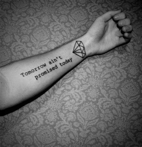 significado da tatuagem de diamante