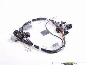 61126939279 - Genuine Bmw Headlight Wiring Harness