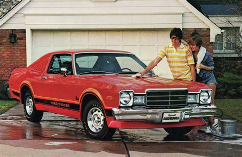 Malaise Muscle 19761980 Dodge Aspen Rt And Plymouth