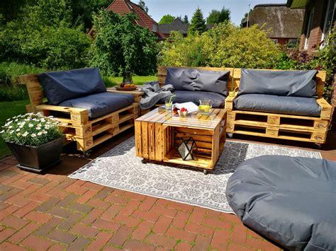 Gartenmöbel Aus Paletten Kaufen by Praktisch Gartenm 246 Bel Aus Paletten Selber Bauen Anleitung