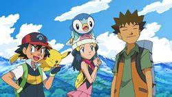 Ash's friends - Bulbapedia, the community-driven Pokémon ...