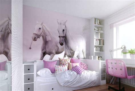 deco chambre fille theme cheval visuel 7