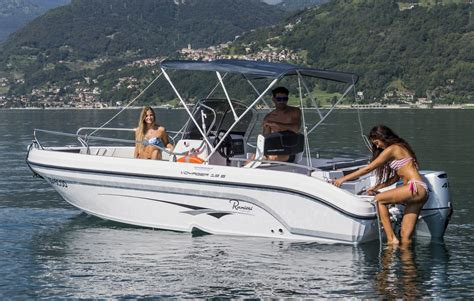 Boats Como by Noleggio Imbarcazione Ranieri Open Line Voyager Sul Lago