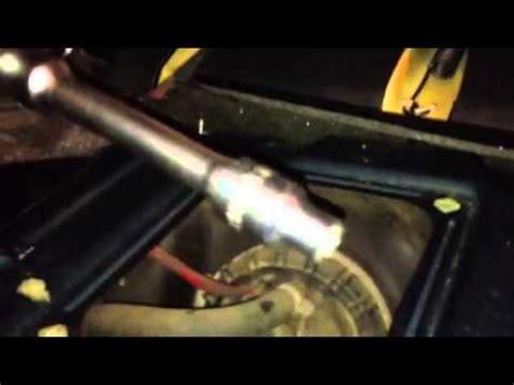 volvo  fuel pump reanimation youtube