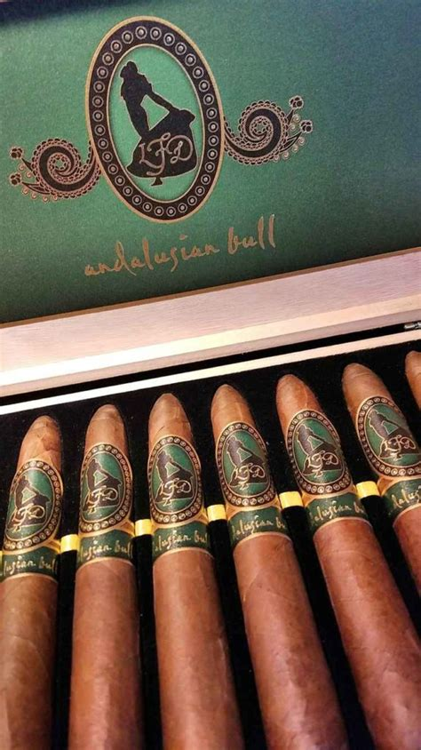 bull andalusian flor dominicana cigar release