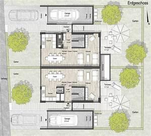 Doppelhaus Bierstadt Domineo Architekturbro Fr Visionen