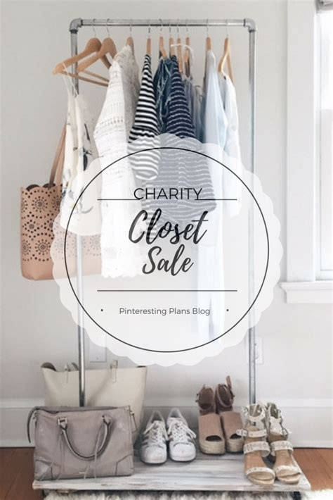 Closet Sale by Charity Closet Sale Clothing For A Cause Selling
