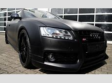 Audi S5 Matte Black Edition by Anderson PassionWithoutLimits