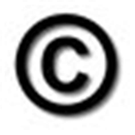 copyright symbol copyright through my eyes