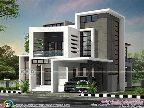 beautiful box model contemporary residence   bedroom