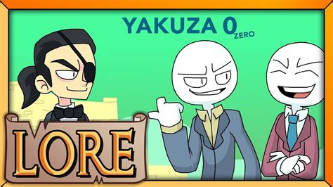 yakuza  fighting   vacant lot lore   minute