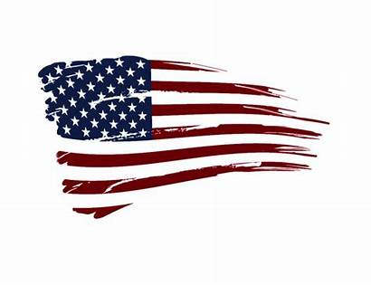 Flag American Background Clipart Transparent Decal Decals