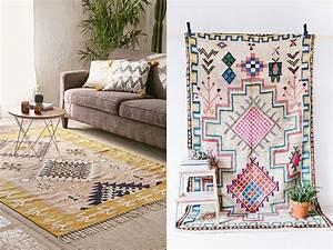 Tapis Boheme Chic : tapis boheme d couvrez tout le design minimaliste beinourcare ~ Teatrodelosmanantiales.com Idées de Décoration