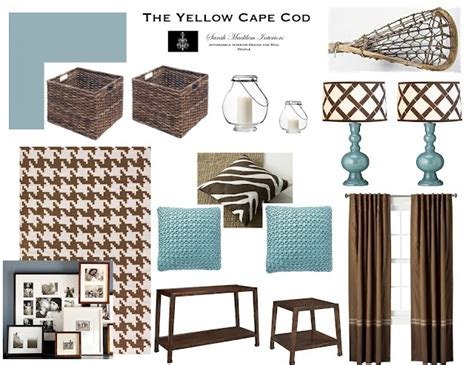 aqua and brown living room home and decorating ideas