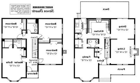 house plans historic house floor plans small floor plans