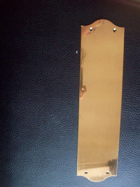 door finger plate ironmongery world