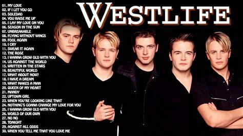 Best West Westlife Greatest Hits 30 Best Songs Of Westlife By Yldz