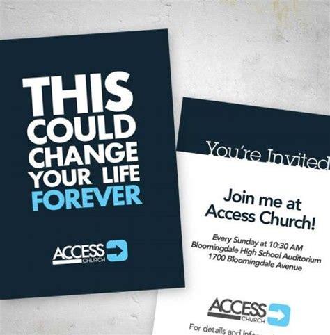 invitation cards church ideas pinterest churches