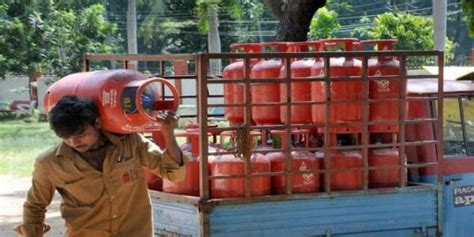 OTP for delivery of LPG cylinders, companies roll out new ...
