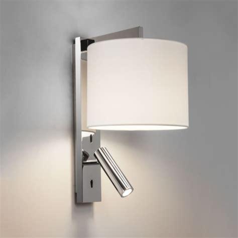 polished chrome spotlight wall light imperial lighting