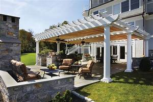 Pergola, Arbor, and Shade Canopy – What's Right for You?