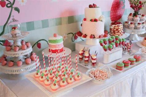 kara 39 s party ideas strawberry 1st birthday party kara 39 s girl birthday party ideas strawberry shortcake
