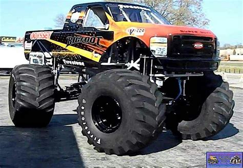 new bigfoot monster truck 34 best monster trucks images on pinterest monster jam