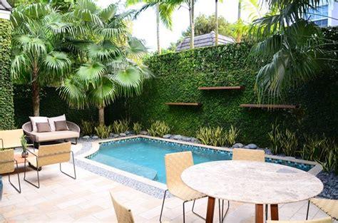 inground pool designs for small backyards modern diy