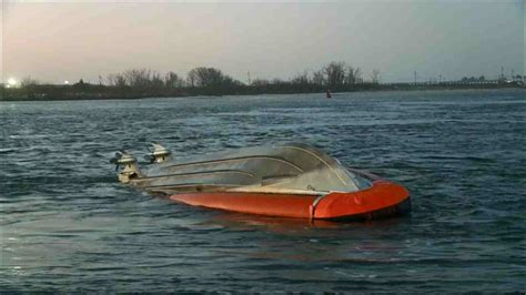Party Boat Fishing Queens coast guard vessel flips on way to fishing boat that ran