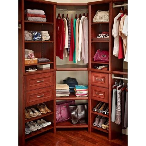 closetmaid corner shelf organizer 26 best closet images on cabinet space closet