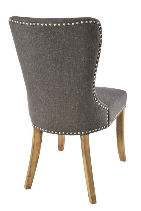 wood dining table with upholstered chairs best 25 grey upholstered dining chairs ideas on pinterest