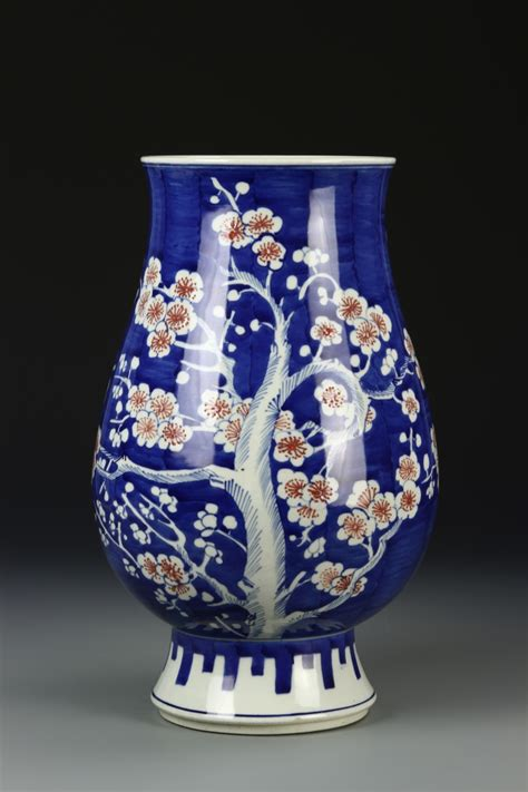 blue and white vases blue and white vase