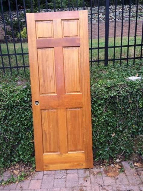 6 panel door history solid wood interior doors 6 panel raised excellent cond