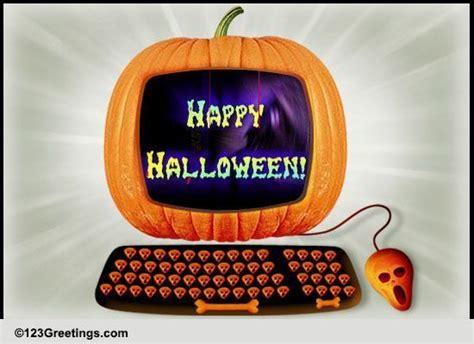 happy halloween wishes   work fun ecards greeting cards