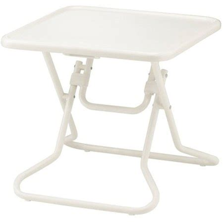 Beistelltisch Klappbar Ikea by Ikea Coffee Table Folding Foldable White 628 111714 630