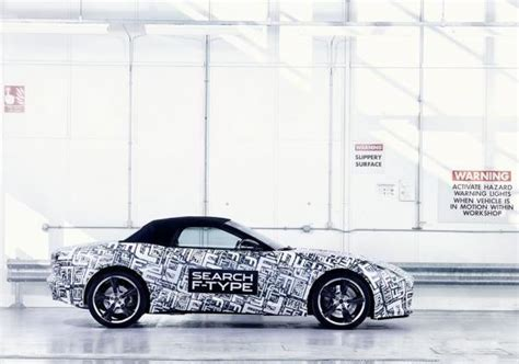 Nuova Jaguar F-type Spyder E Coupé, Sul Mercato Dal 2013