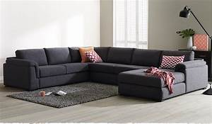 Chelsea Corner Fabric Chaise Lounge Focus On Furniture