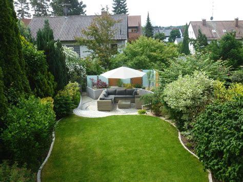 Kleine Gärten by Gartengestaltung Kleiner Garten Sichtschutz Garten
