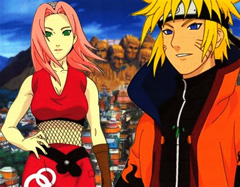 Naruto And Sakura The Future Wallpaper A By Weissdrum On