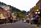 Cool small town - Deadwood, South Dakota - Road Trips with Tom