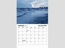 Braille Calendars Attractive and Accessible Braille Works