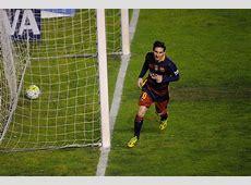Los goles de Leo Messi