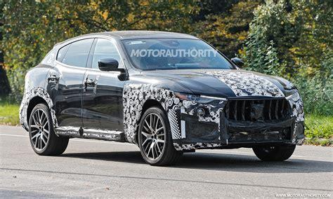 2019 Maserati Levante Gts Spy Shots