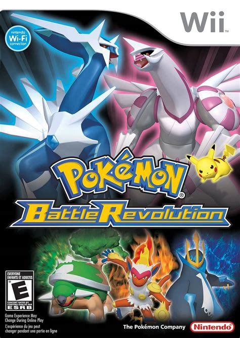 Pokemon Battle Revolution Wii Review Any Game