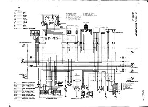 Free Suzuki 750 Katana Wiring Diagram by Bikecliff S Website