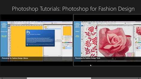 Photoshop For Fashion Design For