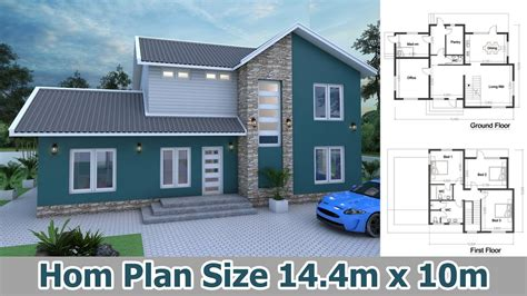 sketchup home design plan size    youtube