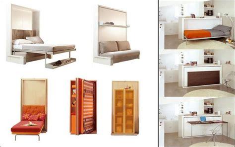 mueble multifuncional  espacios pequenos diseno