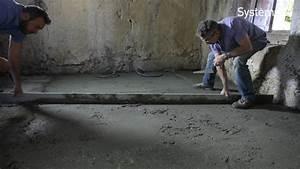 Couler Une Chape : couler une chape de b ton sur un sol en terre bricolage ~ Melissatoandfro.com Idées de Décoration